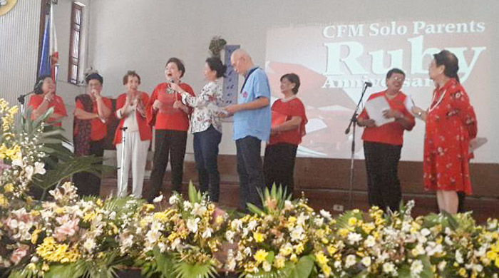Christian Family Movement of the Philippines | Solo Parents